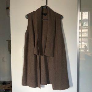 Saks Fifth Avenue Cashmere vest